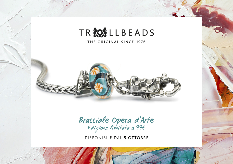 trollbeads opera d'arte bracelet reggio emilia