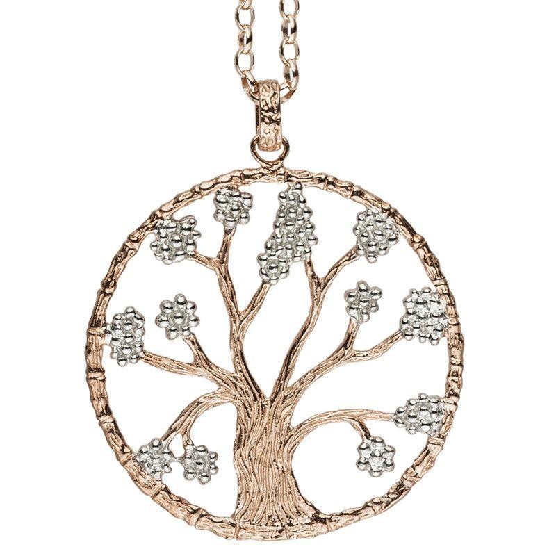 pandora pendente albero della vita