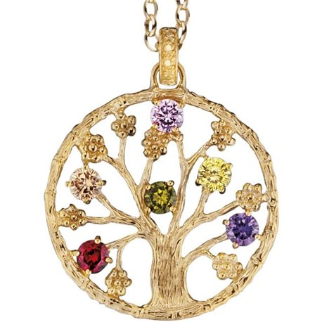JULIE JULSEN pendent jj8717-10 tree of life