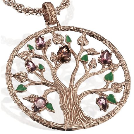 JULIE JULSEN jj9212-2 tree of life 4 elements earth