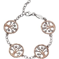 JULIE JULSEN bracelet jjbr9296-4 jewelry tree of life