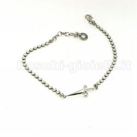 CESARE PACIOTTI jpbr0808d silver bracelet