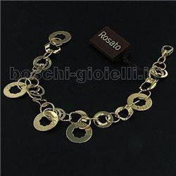 Rosato 102000339 bracciale oro allure