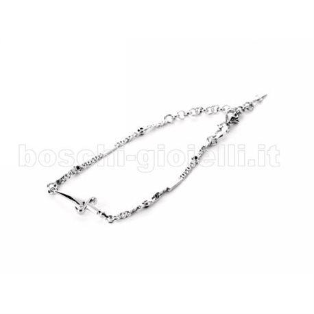CESARE PACIOTTI jpbr1005b silver bracelet