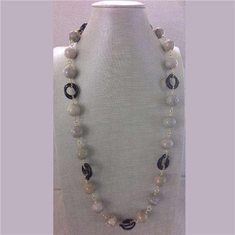 KYRIA necklace kcl2120 semiprecious stones