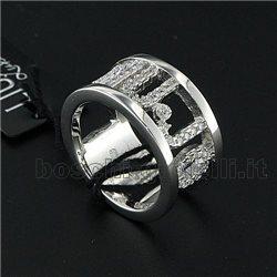 Liu Jo anello diva luxury lj047 argento