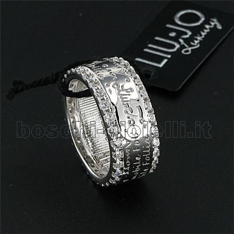 LIU.JO lj226 jewelry ring folly love