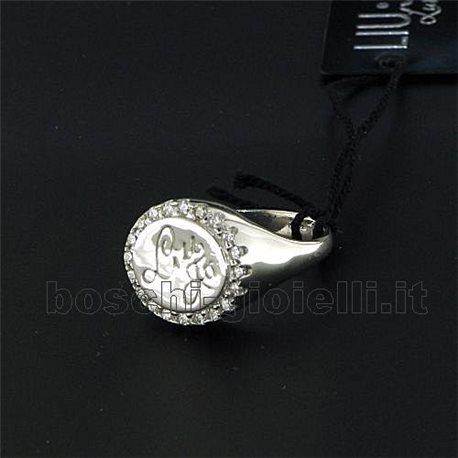 LIU.JO lj243 jewelry ring queen luxury