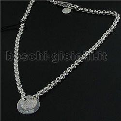 LIU.JO lj268 necklace silver zircons