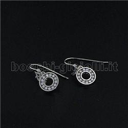 Liu Jo orecchini hoops new lj336 argento