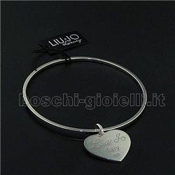 Liu Jo bracciale rigido anniversary lj376 argento