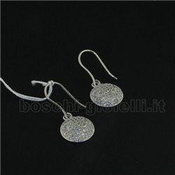 LIU.JO lj483 silver earrings precious collection