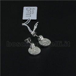Liu Jo orecchini identity lj506 argento