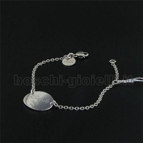 Liu Jo bracciale identity lj508 argento