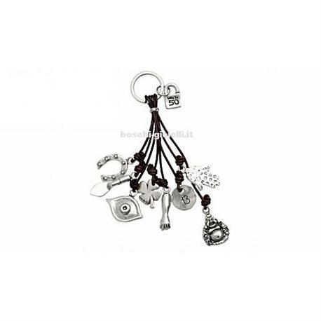 UNO DE 50 lla0124mtx key ring amulet collection