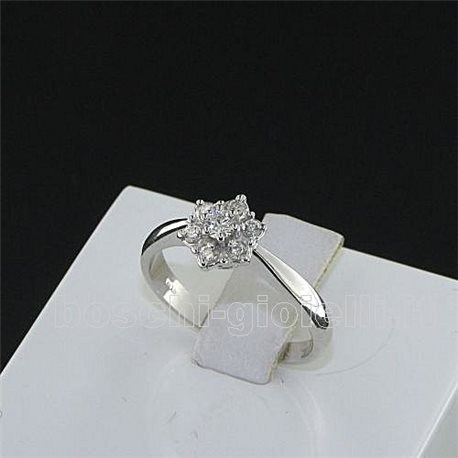 OUR CREATIONS ring flower collection mon4734