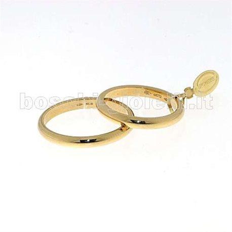 Unoaerre 50afn1 fede classica oro giallo 5 grammi