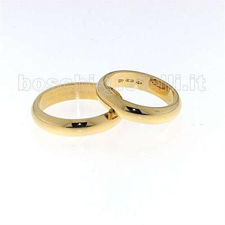 Unoaerre 70afn1 fede classica oro giallo 7 grammi