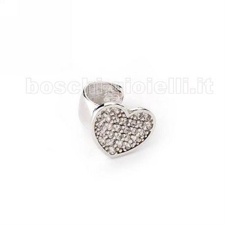 MOOD EAR CUFFS or-mp-5062dx in silver be chic heart collection