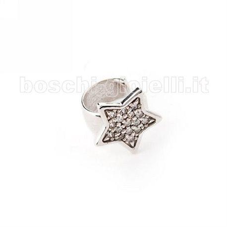 Mood ear cuffs or-mp-5065dx orecchino stella argento