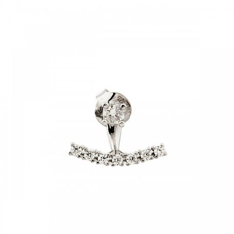 Mood ear cuffs or-mp-5707 orecchino be side argento