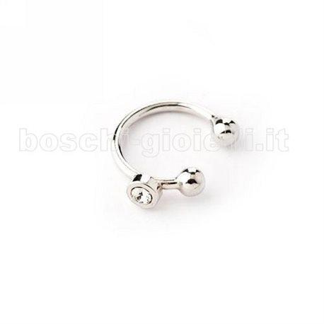 Mood ear cuffs or-tp-1444 orecchino be cool punto luce