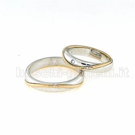 Polello pol2498 jewelry wedding rings