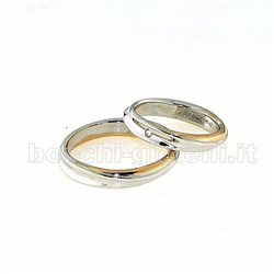 Polello pol2500 wedding rings
