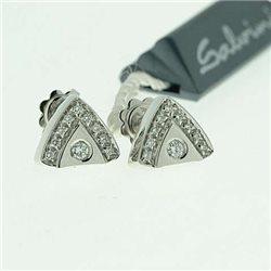 Salvini sog54989 orecchini collezione diamanti