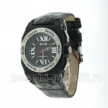 Cesare Paciotti 4us t4sw017 orologio black dalia