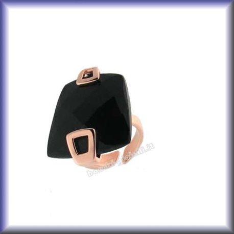 COMETE uanm107 jewelry ring black and white