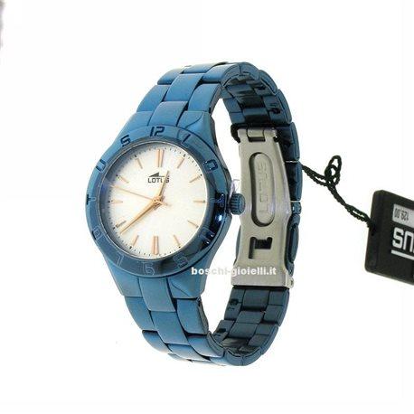 Lotus 18249-1 orologio collezione solo tempo