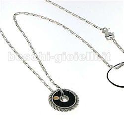 Cometeugl299 catena collezione cruz argento uomo