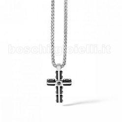 Comete ugl418 catena con croce collezione extra