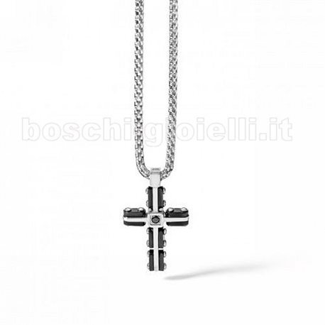 COMETE ugl418 chain with cross pendent extra collection