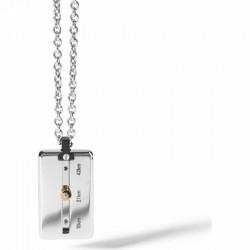 Comete ugl543 catena con ciondolo collezione cambio uomo
