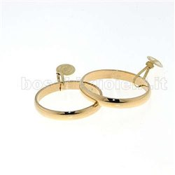 UNOAERRE 30afn1 classic wedding ring yellow gold 3 grams