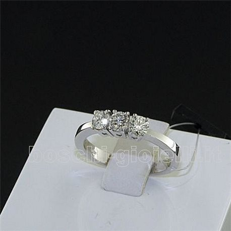 OUR CREATIONS ring trilogy diamonds vdaa3c8v