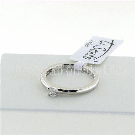 TI SENTO MILANO 1871zi jewelry solitaire ring
