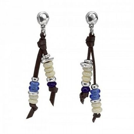 UNO DE 50 pen0468azumar0u pendent earrings lollapalooza