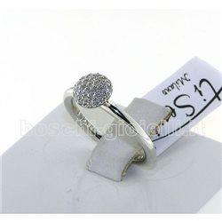 TI SENTO MILANO 1922zi jewelry silver ring