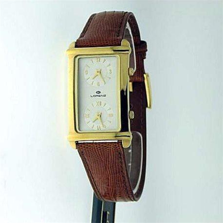 LORENZ 20550ae watches man elegant dual time