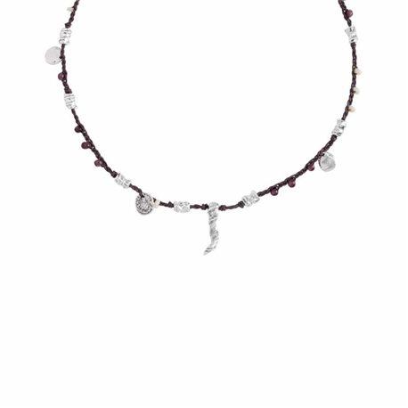 UNO DE 50 col1097mflmar0u necklace dundee cocodrile