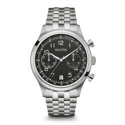 Bulova  96b234 orologio cronografo uomo