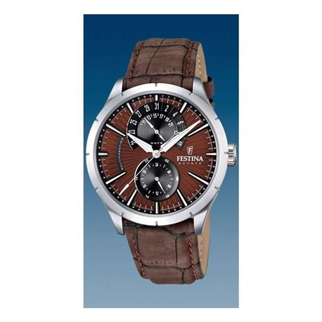 FESTINA f16573-6 watches retrò multifunction