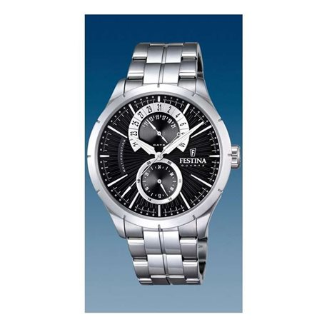 FESTINA f16632-3 watches retrò multifunction
