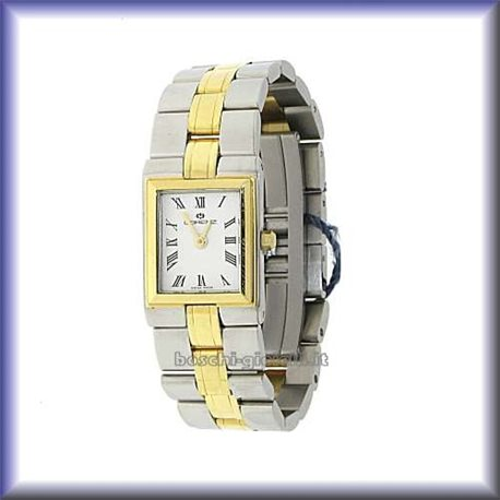 LORENZ 22082ap watches woman steel gold