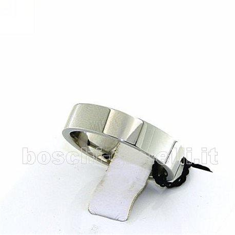 2 Jewels 221020 fedina acciaio forever