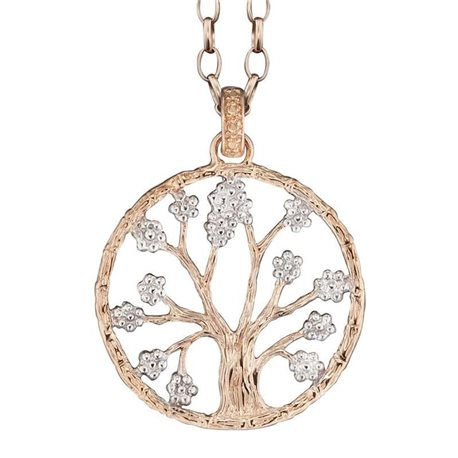 JULIE JULSEN pendent jj8716-4 jewelry tree of life