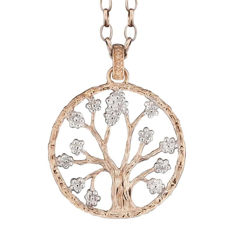 a basso prezzo d5e93 cf1e1 julie julsen jj8716-4 ciondolo albero della vita reggio emilia online
